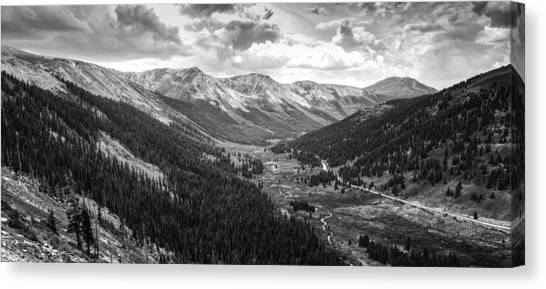 Independence In Colorado Canvas Print