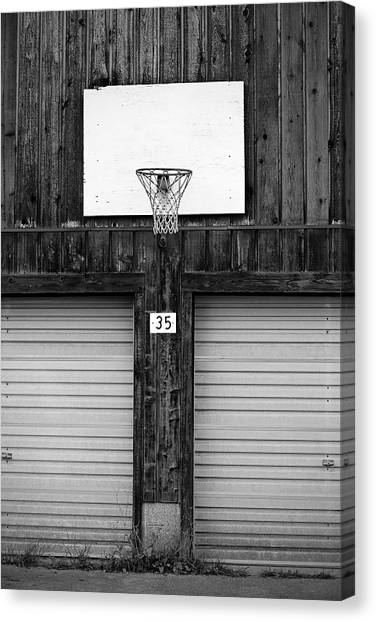 Indiana Tradition Canvas Print by Thomas Fouch