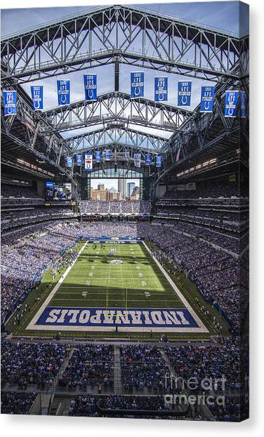 Indianapolis Colts 2 Canvas Print