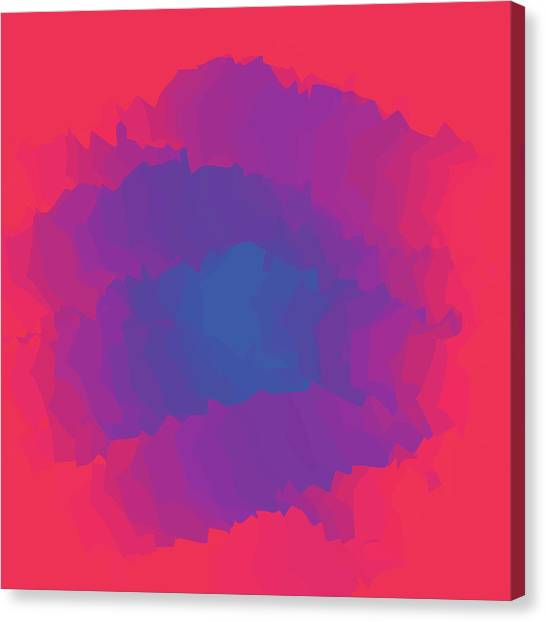Printmaking Canvas Print - Inferno Background by Calvindexter