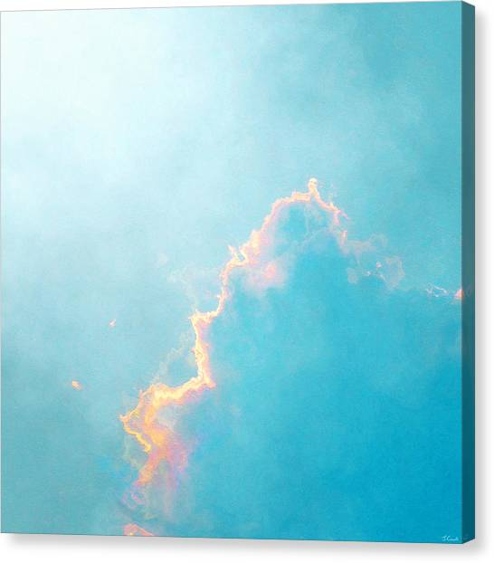 Infinite - Abstract Art Canvas Print