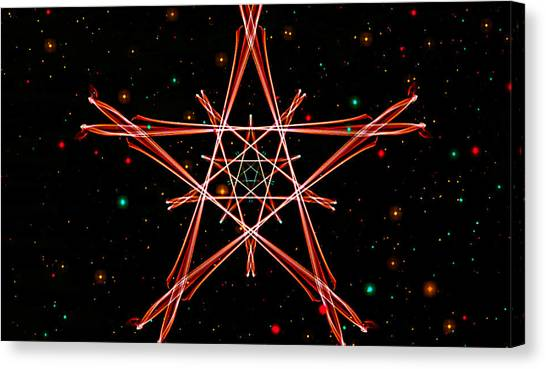 Infinity Of Human Nature Canvas Print