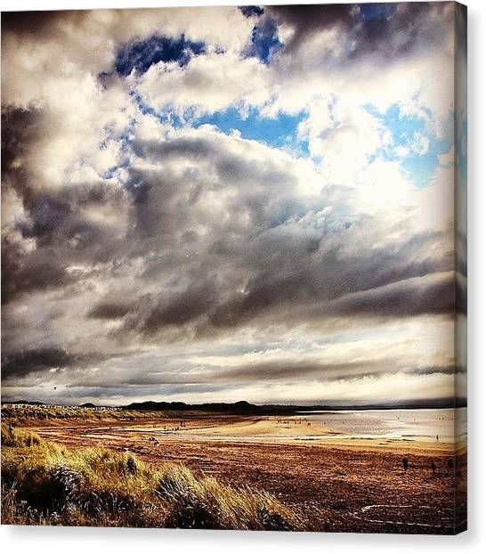 Ireland Canvas Print - #inishcrone #ireland by Luisa Azzolini