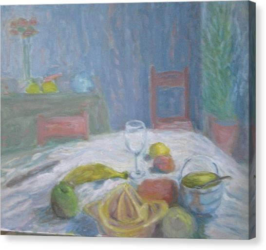 Inner Corner Canvas Print
