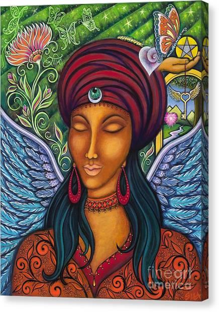 Inner Healer Canvas Print