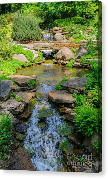 Inniswood Metro Park Photo Canvas Print