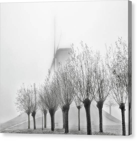 Belgium Canvas Print - Inspirational Scenery by Yvette Depaepe