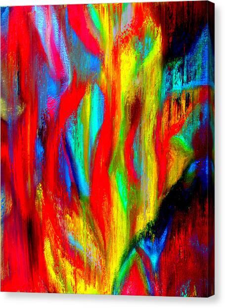 Inspire Experiment Canvas Print