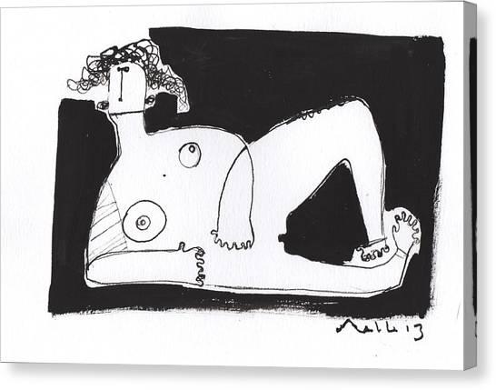 Instar No.5 Canvas Print by Mark M  Mellon