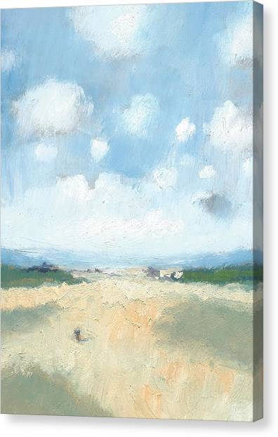 Into The Distance Part Two Canvas Print by Alan Daysh
