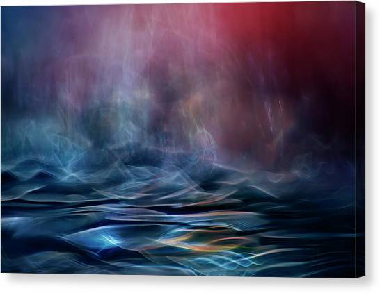 Soul Canvas Print - Into The Unknown by Willy Marthinussen