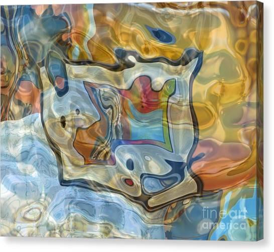 Inw_20a55272 Spread Love Rippling Canvas Print
