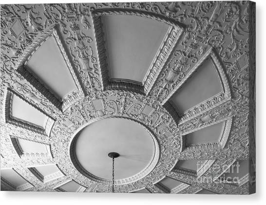 Cyclones Canvas Print - Iowa State University Memorial Union Stairwell by University Icons