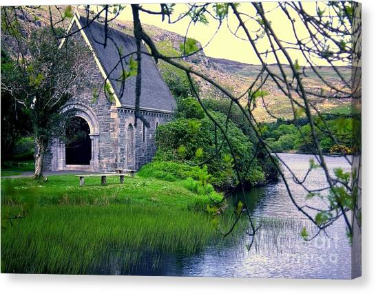 Irish Chapel Canvas Print