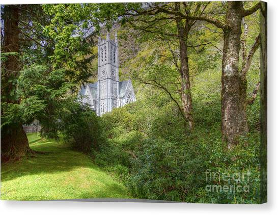 Irland - Wonderful Connemara Canvas Print