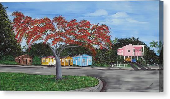 Isabela Puerto Rico Canvas Print