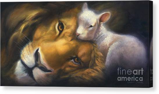 Biblical Canvas Print - Isaiah by Charice Cooper