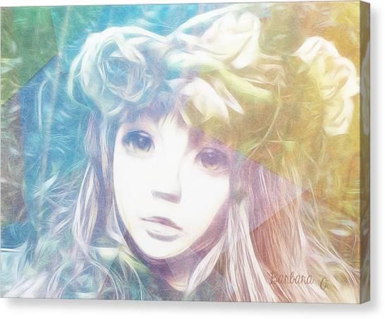 Isangelle Clariscendre Canvas Print