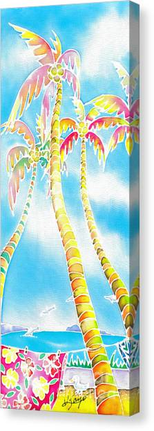 Island Breeze Canvas Print