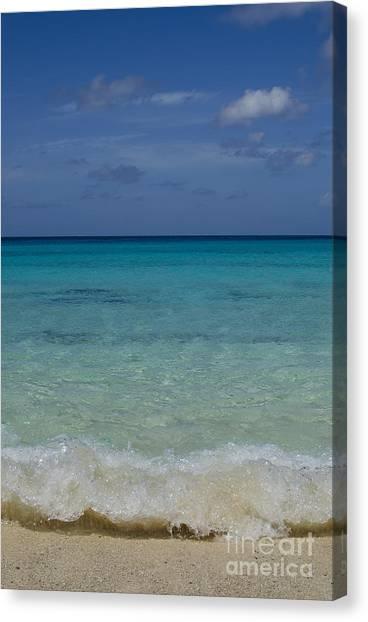 Island Colors Canvas Print