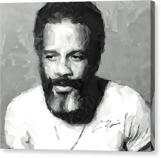 Ismael Rivera Canvas Print
