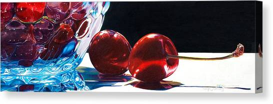 It Takes Two Canvas Print by Arlene Steinberg