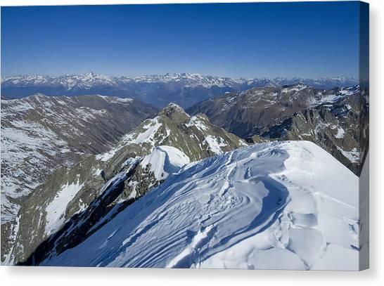 Italy Alps Canvas Print by Ioan Panaite
