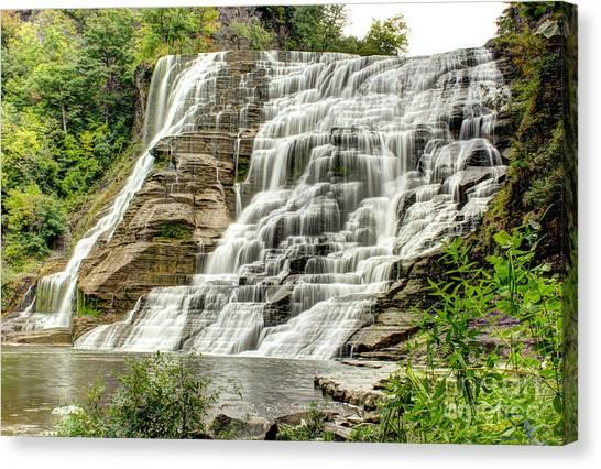 Ithaca Falls Canvas Print
