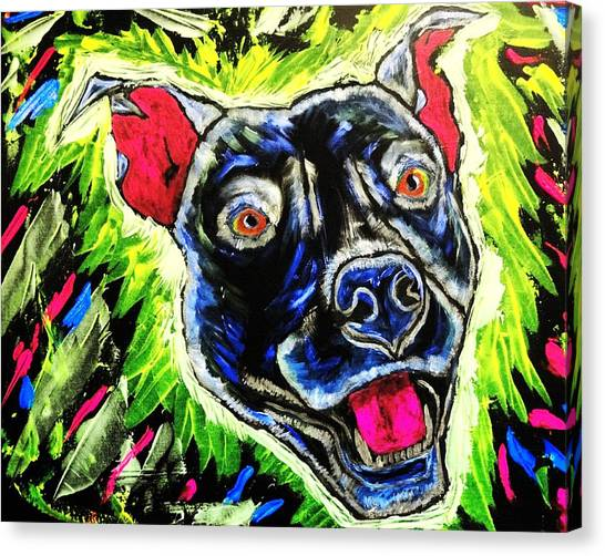 It's A Pitty Normal Light Canvas Print