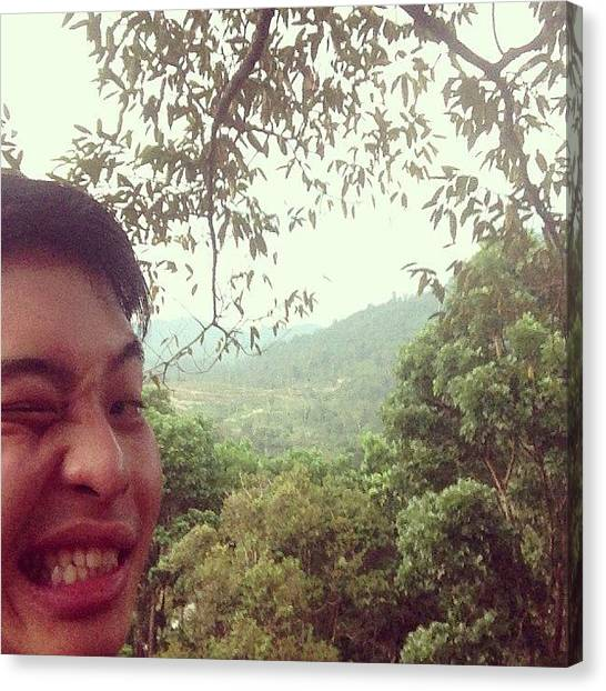 Orchard Canvas Print - It's Called Nature. Lol. #retreat by Marcus Chan