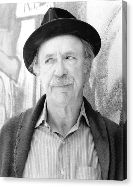 Chico Canvas Print - Jack Albertson In Chico And The Man  by Silver Screen