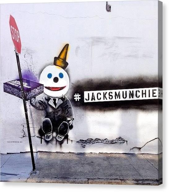 Canvas Print - Jack by Julie Gebhardt