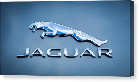 Jaguar Car Canvas Prints Fine Art America