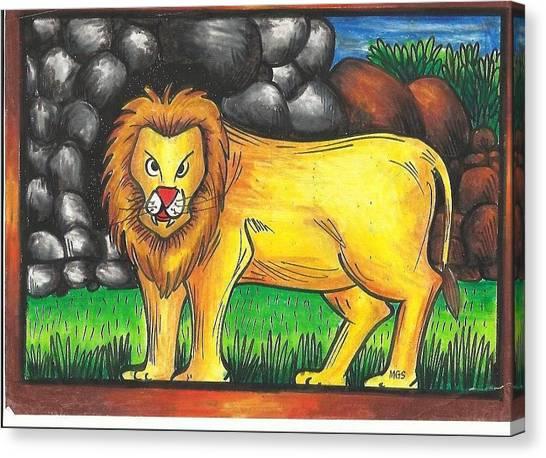 Jai 2 Canvas Print by Jai Ganesh