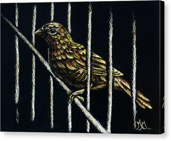 Jail Break Canvas Print