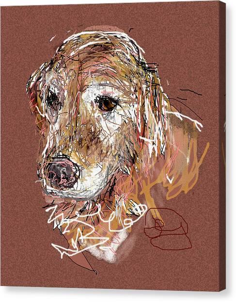Jake Boy Canvas Print
