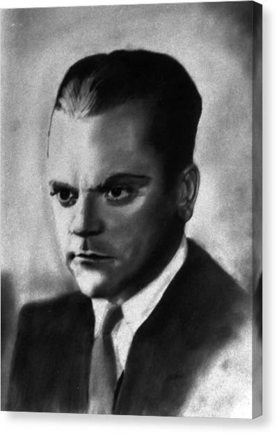 James Cagney Canvas Print