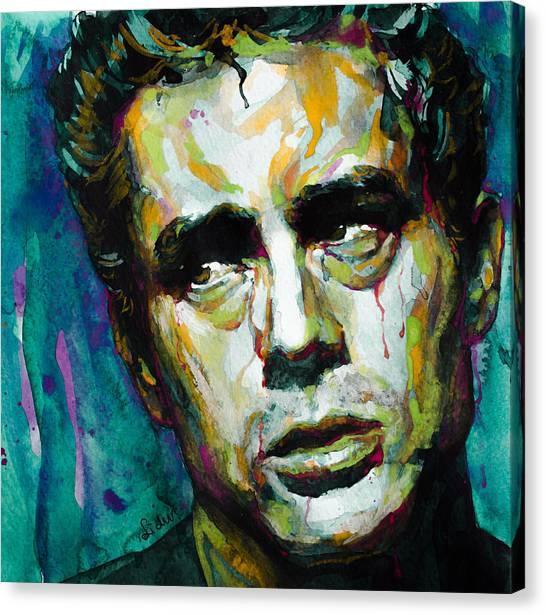 James... Canvas Print