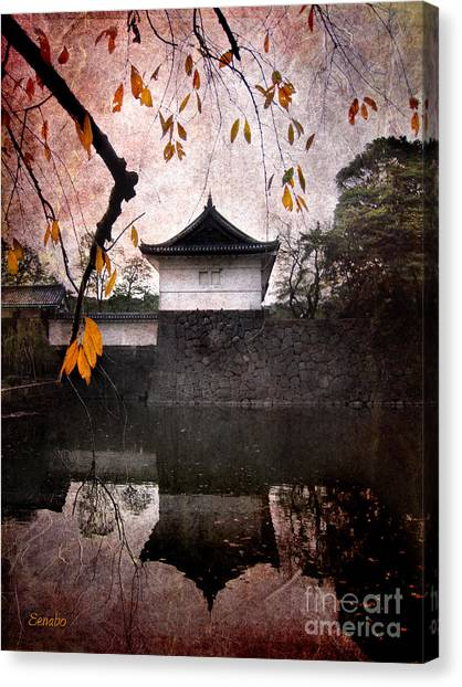 Japanese Autumn Canvas Print