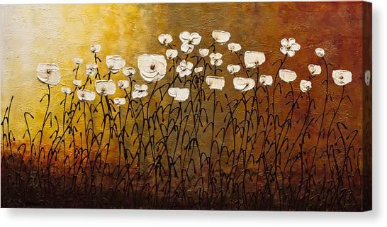 Jardin Botanique Canvas Print