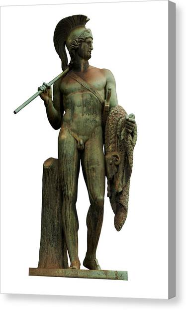 Jason And The Golden Fleece Canvas Print