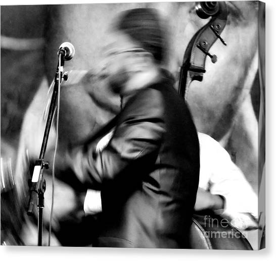 Jazz 7 Canvas Print