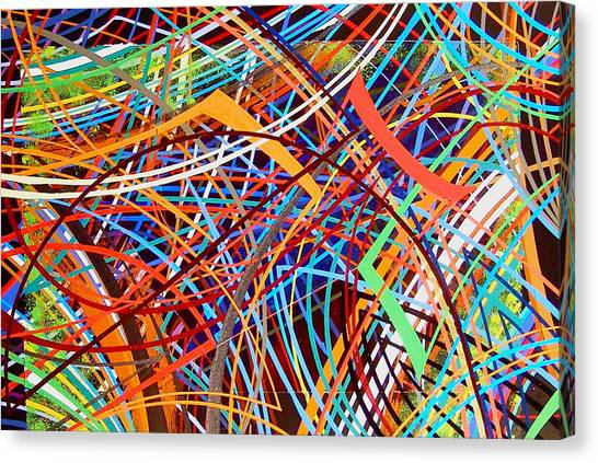 Jazz  One Canvas Print