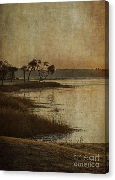 Jenkins Creek Dawn Canvas Print