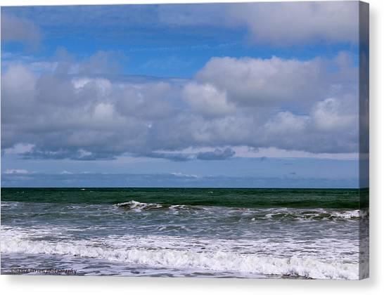 Jersey Shore Canvas Print
