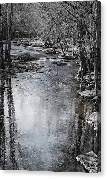 Jessamine Creek Canvas Print