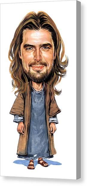 Jesus Canvas Print by Art