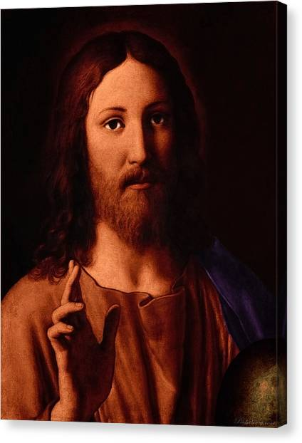 Jesus Christ Canvas Print