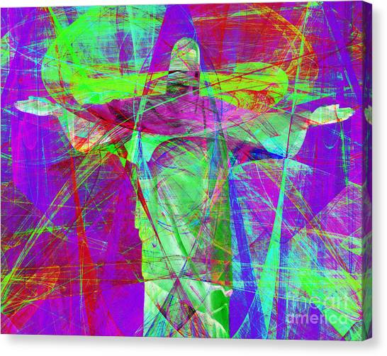 Jesus Christ Superstar 20130617m118 Horizontal Canvas Print by Wingsdomain Art and Photography