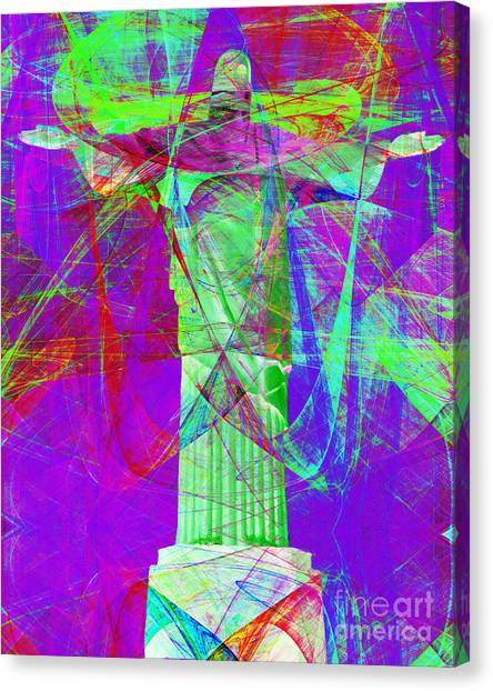 Jesus Christ Superstar 20130617m118 Canvas Print by Wingsdomain Art and Photography